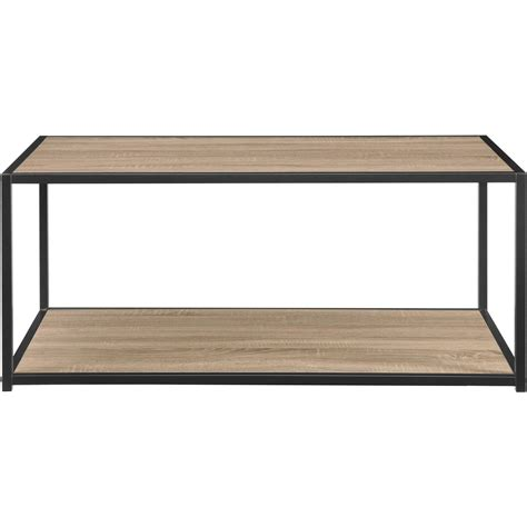 metal frame coffee table rivington coffee table nest of tables metal frame in