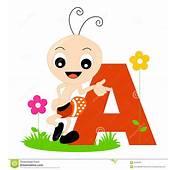 Alfabeto Animal  A Imagens De Stock Royalty Free Imagem