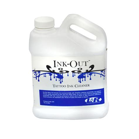 tattoo equipment cleaning solution cleaning supply
