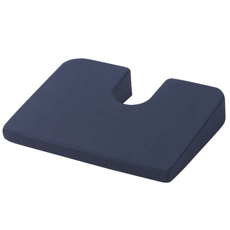 Pillows For Tailbone by Drive Compressed Coccyx Cushion Rtl1491com