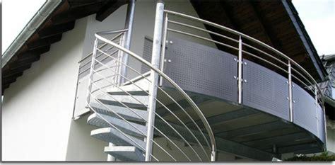 gel nder edelstahl balkon gel 228 nder f 252 r balkon tolle vorschl 228 ge archzine net