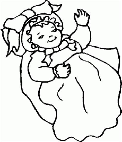 silvester im bett baby im bett ausmalbild malvorlage baby