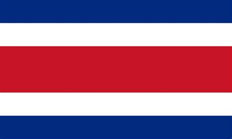 costa rica colors pictures costa rica flag