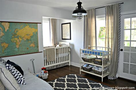 vintage sports boys room project nursery vote july room finalists
