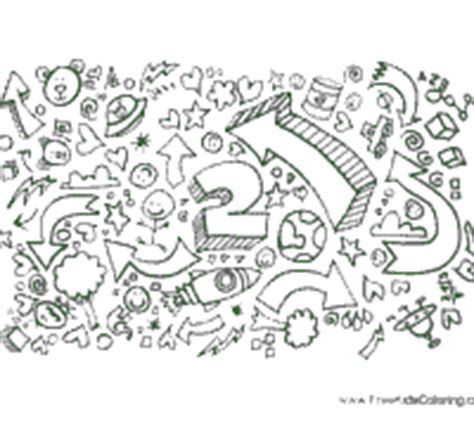 doodle numbers doodle numbers 187 coloring pages 187 surfnetkids