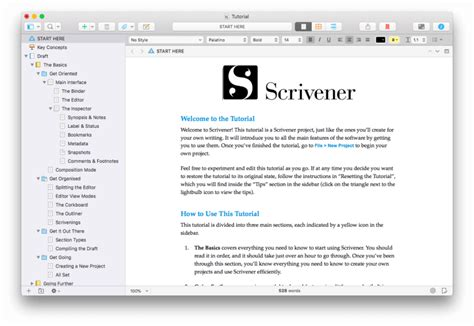 the best writing apps for mac in 2018 unbiased review