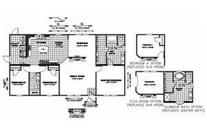 pics photos manufactured home floor plan 2009 clayton