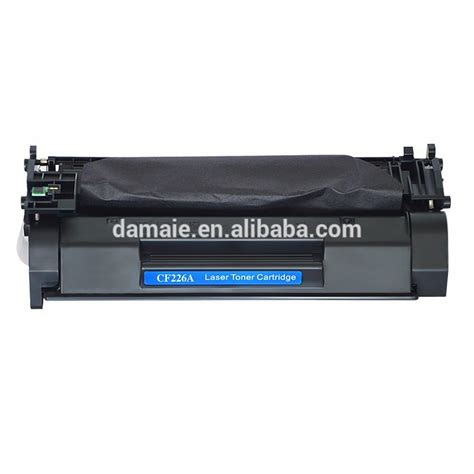Catridge Compatible Cf 226a 26a cf226a compatible toner cartridge for hp laserjet pro