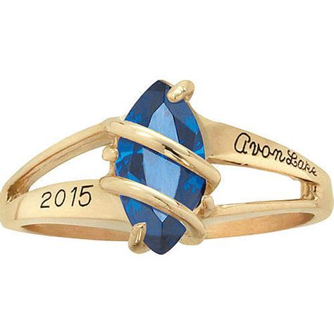 purchase the personalized class ring for less at walmart