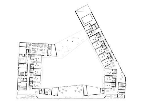 kindergarten floor plan exles gallery of kindergarten mavrica breda bizjak bb