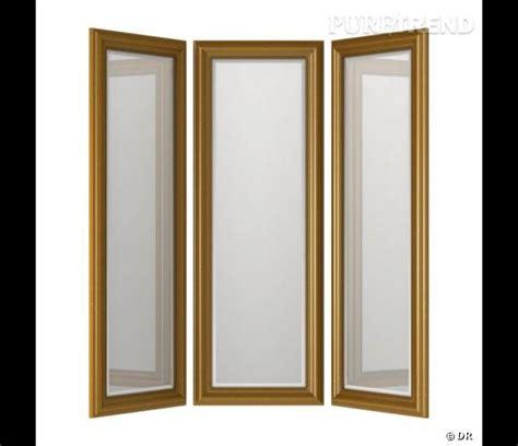m miroir miroir ikea un miroir en tryptique pour s exercer dans sa chambre prix 147