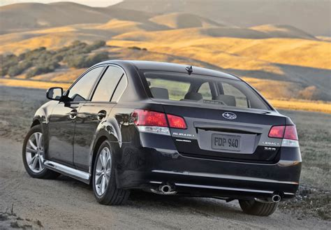 2012 subaru legacy review specs pictures mpg price