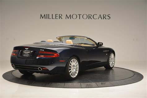 Aston Martin Connecticut by Used 2007 Aston Martin Db9 Volante Greenwich Ct