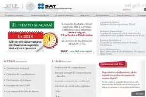 fiscalia publicaciones rgimen de incorporacin fiscal el universal finanzas abre sat sitio sobre r 233 gimen de