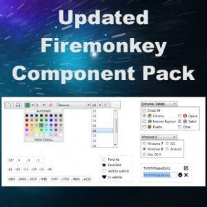 tutorial android delphi xe7 56 must have components for delphi xe7 firemonkey on