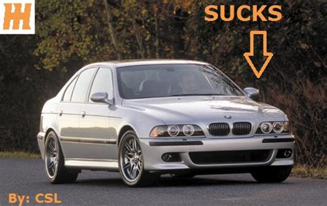 7 Reasons Why Owning an E39 BMW M5 Sucks