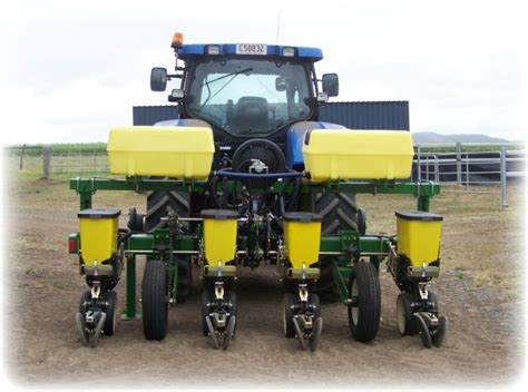 row crop precision planting equipment planters norseman