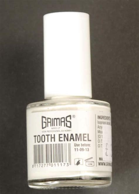 White Tooth Enamel