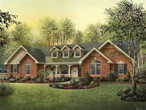 houseplansandmore oakbury ranch home plan 007d 0146 house plans and more