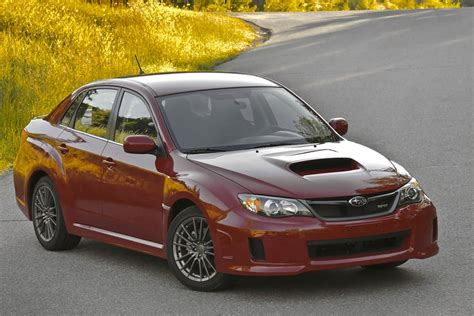 2012 subaru wrx specs 2012 subaru impreza wrx sti reviews specs and prices