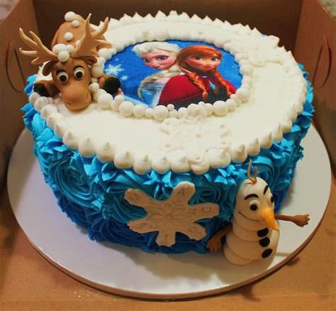 film frozen cake frozen the movie cupcakes www imgkid com the image kid