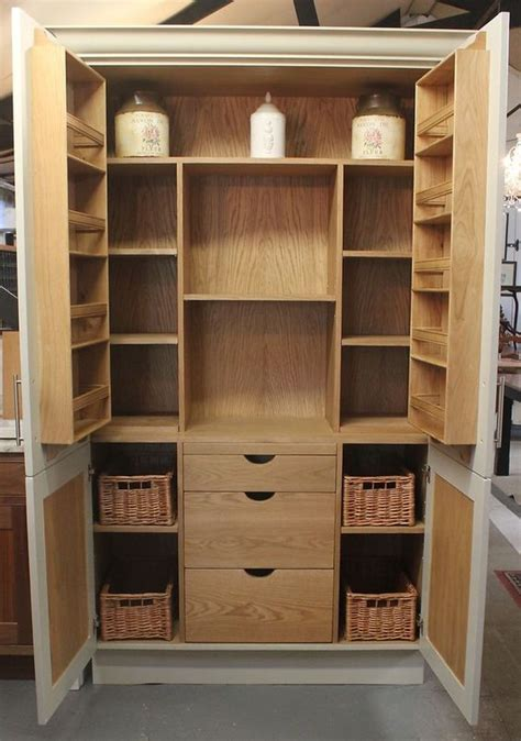 Larders And Pantries by Made Painted Bespoke Kitchen Larder Cupboard Unit Bespoke Kitchen Larder Cupboard And