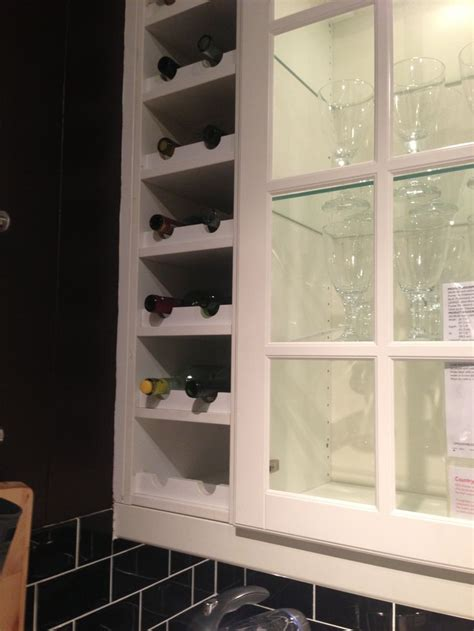 kitchen wine cabinets wine rack built in next to kitchen cabinets c o ikea