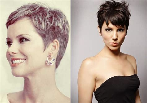 2017 Hairstyles For Pictures by Hair Trends 2017 Pixie Haircuts Cool Haircuts