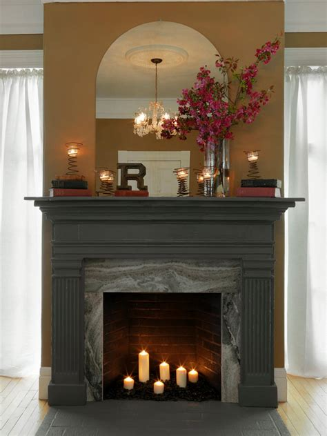 Fireplaces For Decoration by Mantel Decoration For Fireplace Home Design Ideas