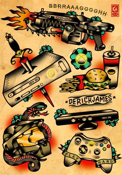 tattoo maker game 2 181 best old school traditional tattoos images on