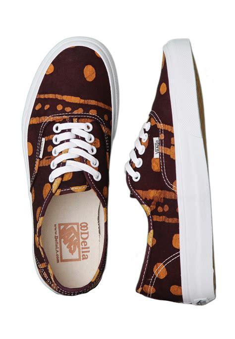Vans Sk8hi Slim Dela Batik sito ufficiale vans autentico della batik geo scarpe