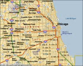 chicago city map photos of chicago city maps world map photos and images