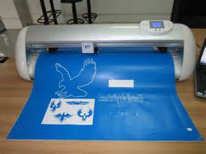 Wall Sticker Maker pcut ct1200h vinyl machine cutter for wall decal with contour cutting
