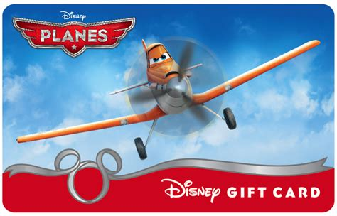 Disney Gift Cards Online - new disney gift cards fly in this summer planes star wars princess designs have
