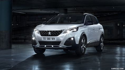 peugeot 3008 white 2017 2017 peugeot 3008 gt and gt line wallpaper cars k