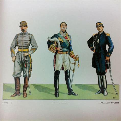 histora del uniforme del ejercito meicno miniaturas militares por alfons c 192 novas historia grafica