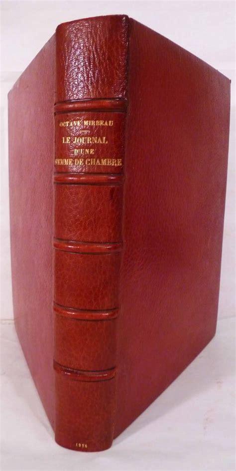 le journal d une femme de chambre edition books le journal d une femme de chambre by octave mirbeau the
