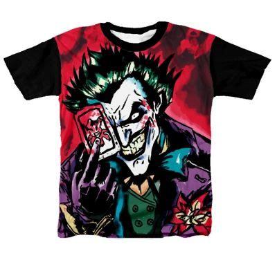 Kaos The Joker kaos joker print 6 kaos premium