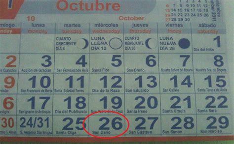 calendario mexicano con nombres noviembre calendario con nombres de santos pictures to pin