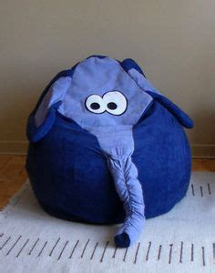 rainbow dash bean bag chair animal pouf for children penguin beanbag furniture