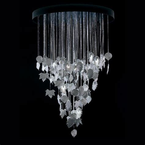 Unique Chandeliers Lladro Chandeliers A Forest Magically Coming To
