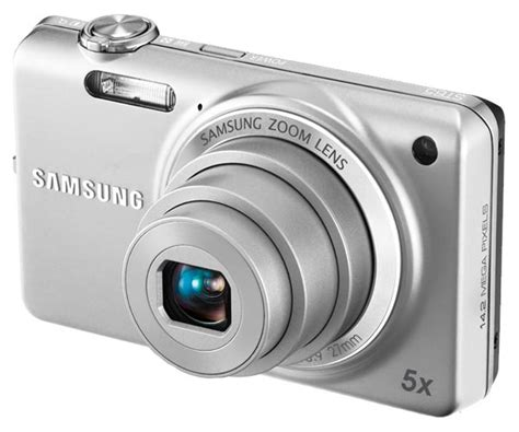 Kamera Digital Samsung Zoom Lens samsung ec st65 digital with 14 mp and 5x optical zoom silver photo