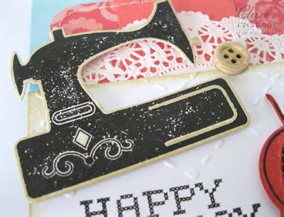 card patterns sketch 171 | clare's creations