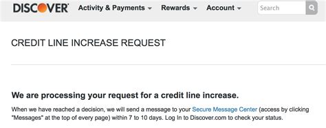 Credit Limit Increase Form Hdfc New Discover It Credit Limit Increase Myfico 174 Forums