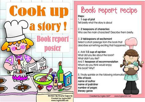 book report poster ideas simply centers free book report poster