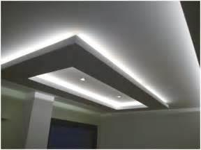 Home Garage Design indirekte beleuchtung selber bauen rigips hauptdesign
