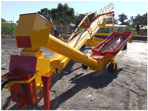 swing away auger for sale keogh swing away auger 100 x 12 quot machinery