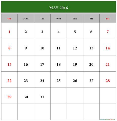 may 2016 printable calendar may calendar 2016 printable free printable 2017 calendar