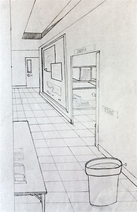 Drawing Interior Spaces interior space perspective drawing elam s history