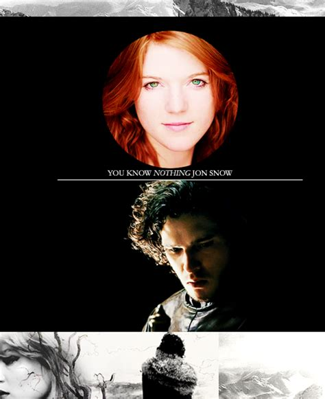 Ygritte Meme - jon snow quotes like success